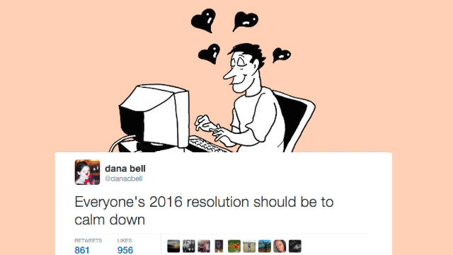 The top 43 non-Christmas tweets of the week, as picked by someone who spends way too much time on Twitter.
