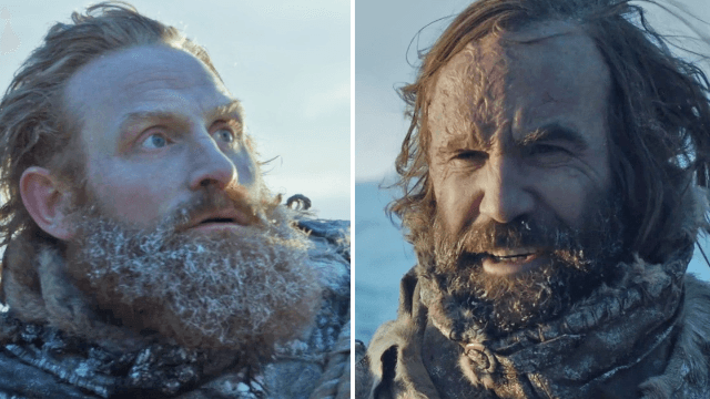'GoT' clip of Tormund and The Hound singing together may ruin the show for you. Worth it.