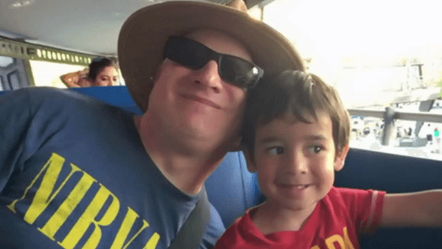 Albino guy on a bus learns about racism when onlookers call the cops to make sure he didn't abduct his own child.