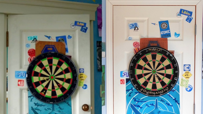 This 'Toy Story' uber-fan built an exact replica of Andy's room.