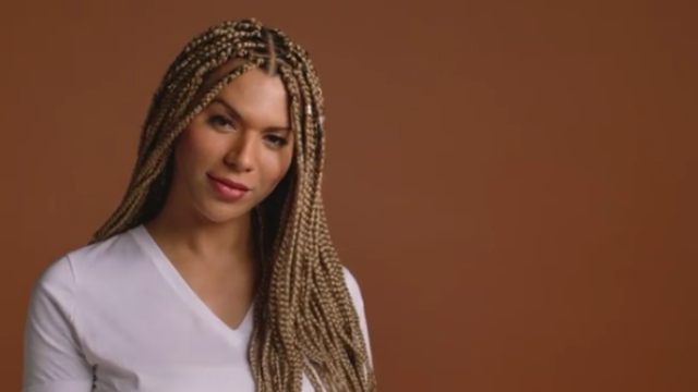 Trans model speaks out after being fired for saying 'all white people are racist.'