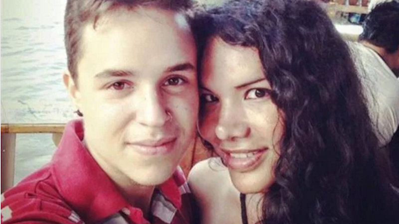 A transgender couple wanted to surprise the world with how they're having their baby.