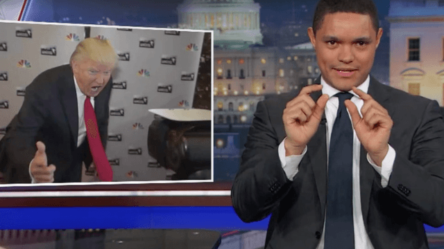 Trevor Noah says Donald Trump isn't lying, he's just advertising. And it's just as bad.