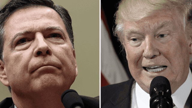 Trump managed to wait a day before raging against Comey on Twitter. Good job!