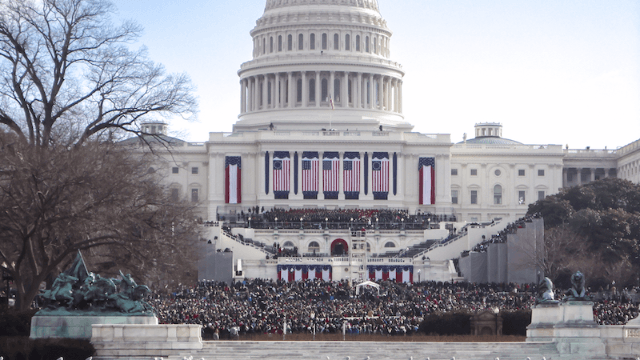 See for yourself how few people attended Trump's inaugural concert today, compared to Obama in 2009.
