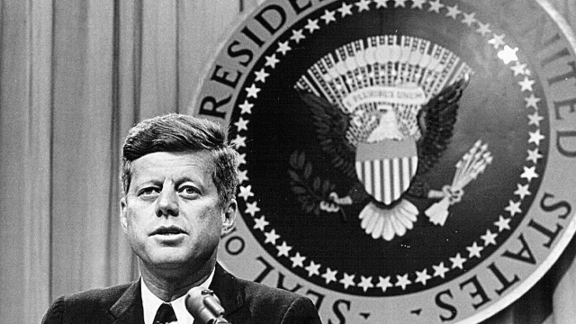 Trump plans to release JFK assassination files. It's basically Christmas for conspiracy theorists.