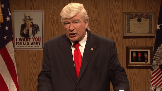 Trump's most loyal voters find out they may not get everything they hoped for in 'SNL' opener.