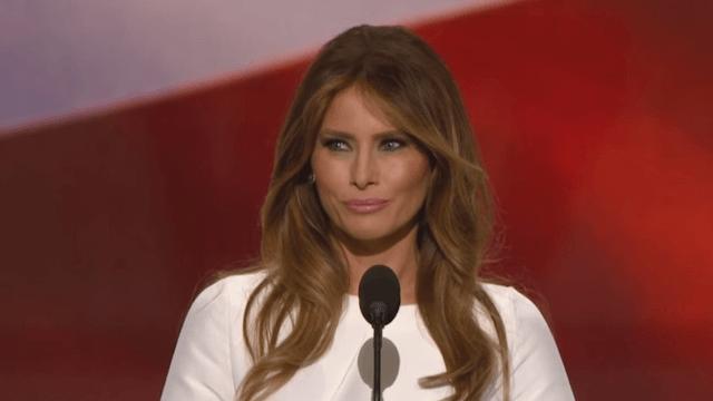 Trump speechwriter half-heartedly accepts responsibility for plagiarizing Melania's speech.