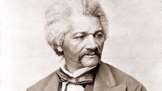 Nobody can be sure if Donald Trump or Sean Spicer know who Frederick Douglass is.