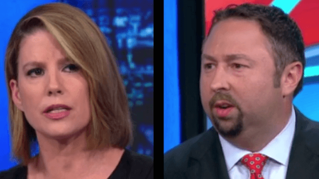 Watch this Trump supporter gets gloriously dragged by CNN host after calling Kamala Harris 'hysterical.'