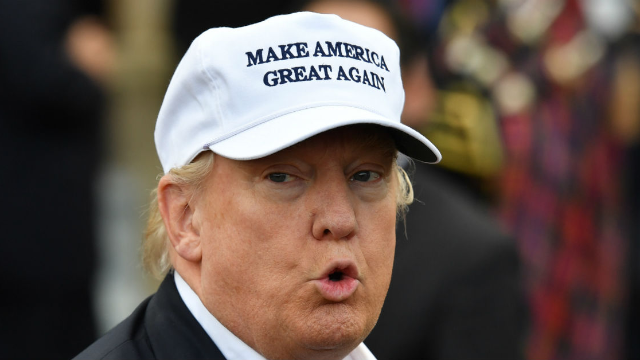 Trump defends mental wellness on Twitter by assuring America he's a 'stable genius.'