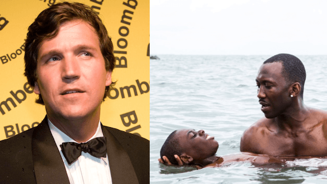 Tucker Carlson blames political correctness for 'Moonlight''s Oscar win.