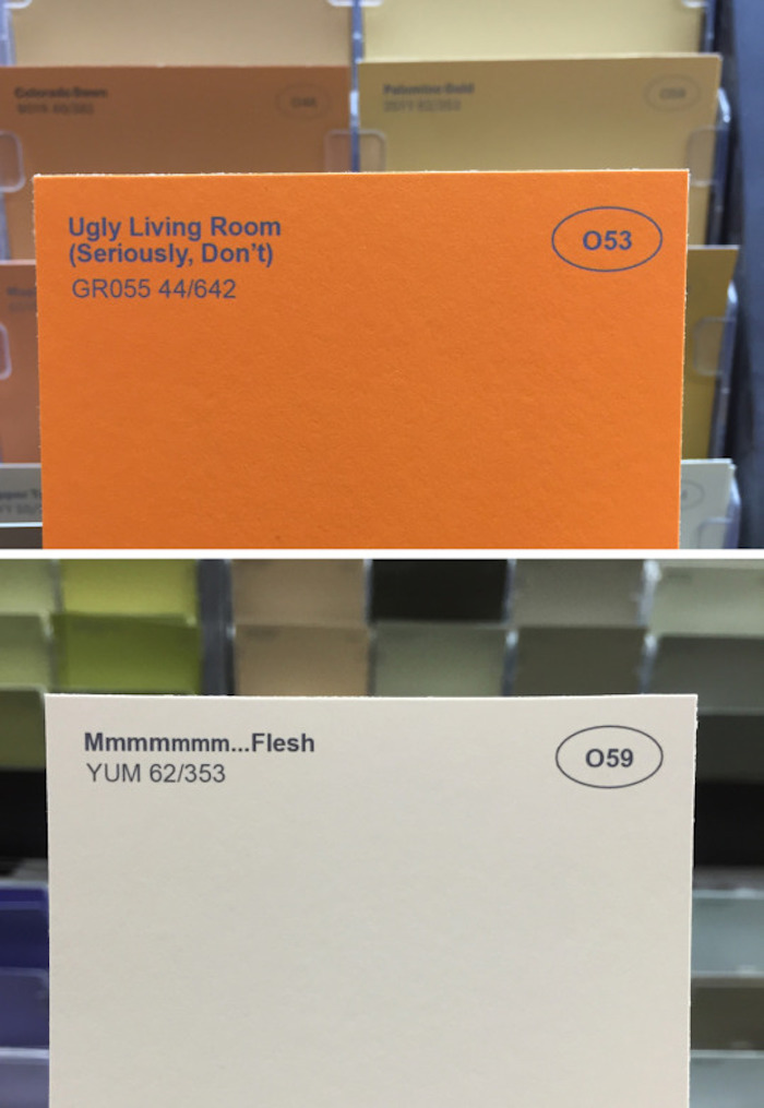 If you're thinking about painting, here are a few colors you'll wish were available at the hardware store.