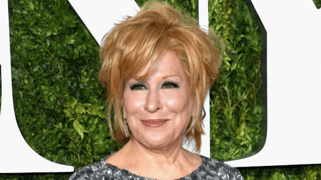 Turns out Bette Midler's daughter is her clone.