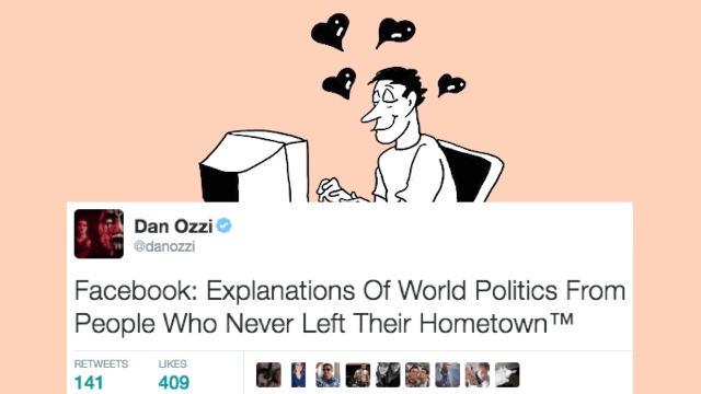 The top 41 tweets of the week, as picked by someone who reads every tweet.