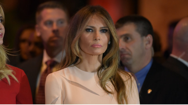 Melania Trump to re-emerge at reception for Gold Star families