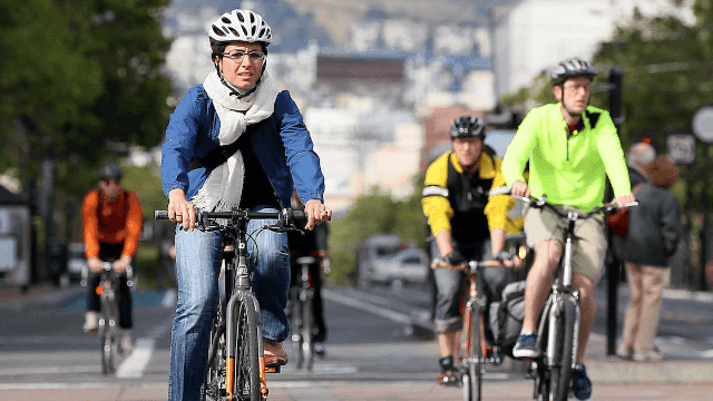 The Best Tweets On National Bike To Work Day