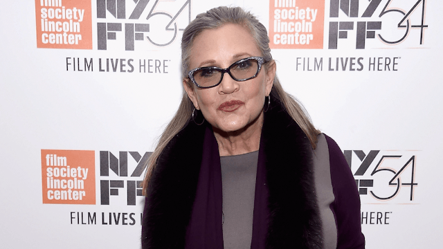 Twitter mourns the death of Carrie Fisher.