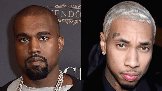 The 15 funniest reactions to Kanye West signing Tyga to his record label.
