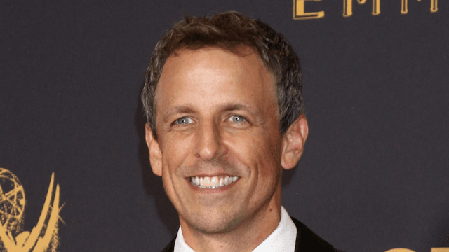 Forbes says Seth Meyers is the perfect feminist Golden Globes host. Women say WTF.