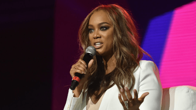 """Tyra Banks dishes her feelings behind the famous """"I was rooting for you"""" moment."""