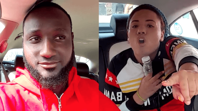 Woman screams, threatens Uber driver with rape accusations because he doesn't have a charger.
