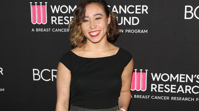 Watch viral UCLA Gymnast Katelyn Ohashi nail another iconic routine.