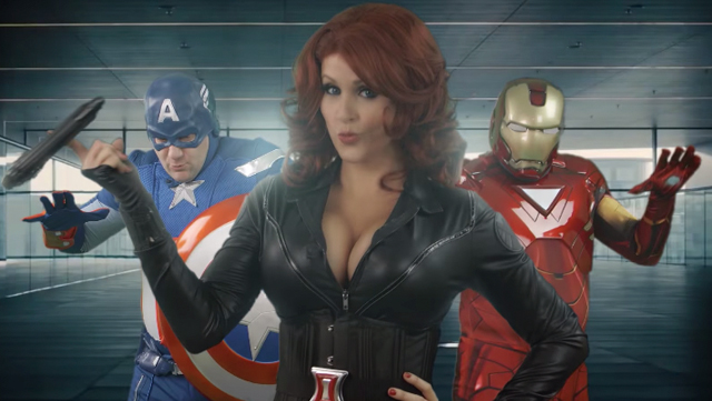 'Ultron Funk' is the 'Avengers'-'Uptown Funk' crossover this planet needs.