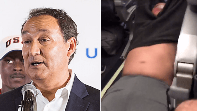 United CEO's 'sorry not sorry' response to doctor dragging video infuriates critics even more.