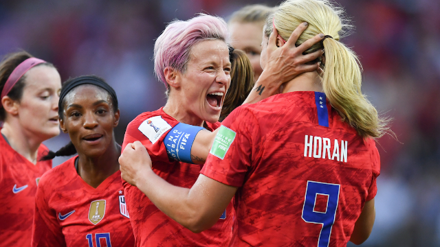 The U.S. women's soccer team wants equal pay. These men think they don't deserve it.