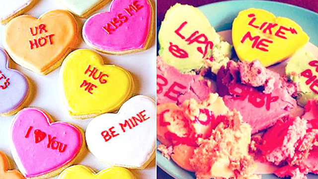 15 Valentine's Day food disasters so bad, you'll stop believing in love.