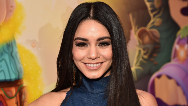 Vanessa Hudgens is going to regret her new hairstyle in 3... 2... 1.