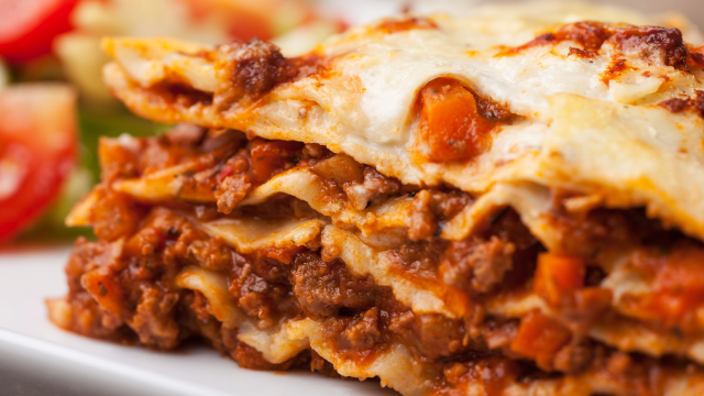 This 'vegan lasagna' is going viral and being called a hate crime.