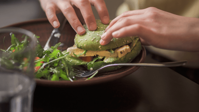 Vegan restaurant brilliantly trolls man who complained they didn't serve meat.