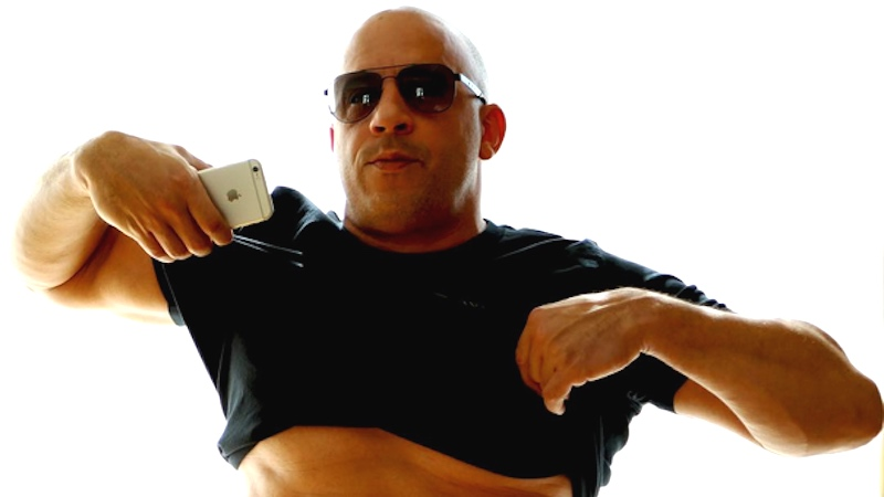 "Vin Diesel wants you to know that ""body-shaming is always wrong"" and also that he has a hot body."