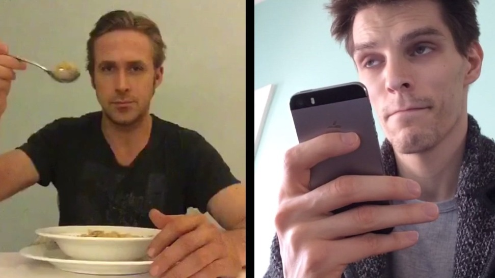 Vine star Ryan McHenry succumbs to public battle with cancer, is honored by muse Ryan Gosling.
