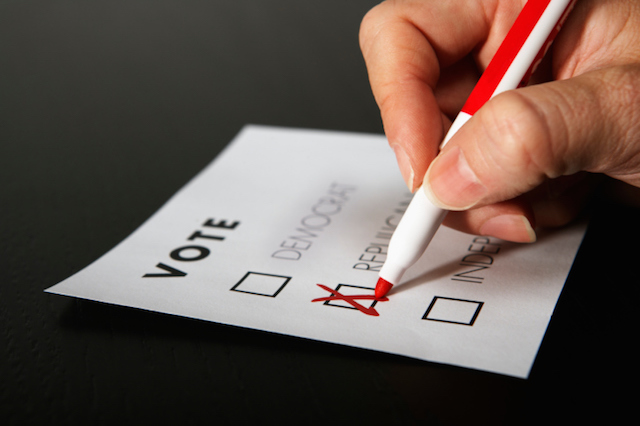 In Wales, drawing a penis on your ballot counts as a vote.