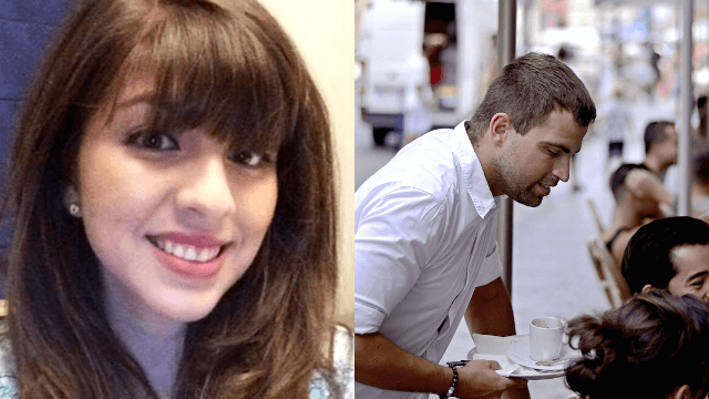 Racist waiter refuses to serve group of Latina women unless they show 'proof of residency.'