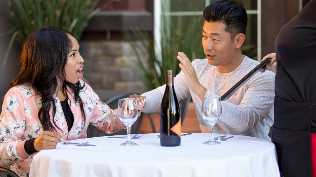 18 waiters and bartenders share the worst date disasters they've ever witnessed.