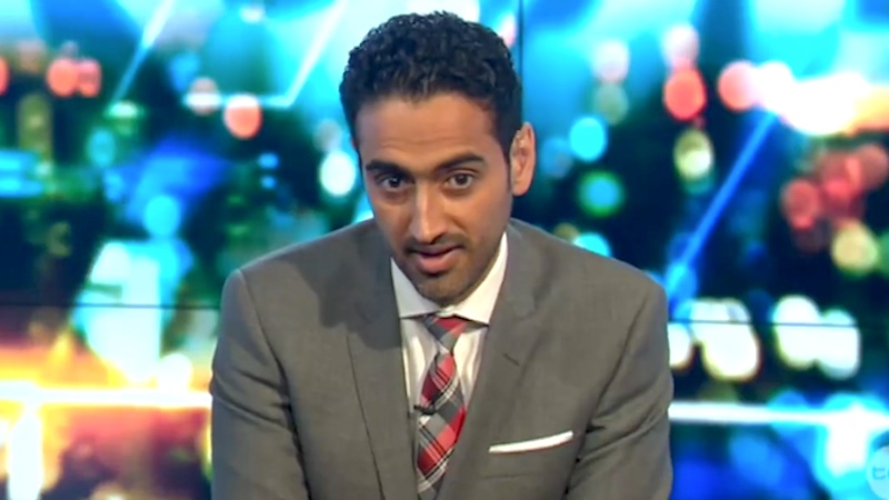 This Muslim TV host's powerful segment on ISIS went viral for exposing their deadliest weapon.