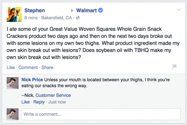 "Fake ""Customer Service"" account answers idiots' online complaints so companies don't have to."