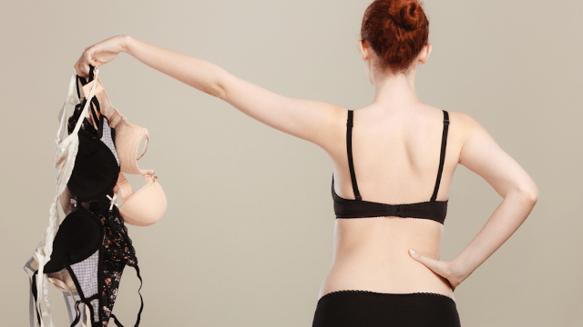 Experts say your bra doesn't fit and you should wash it more often.