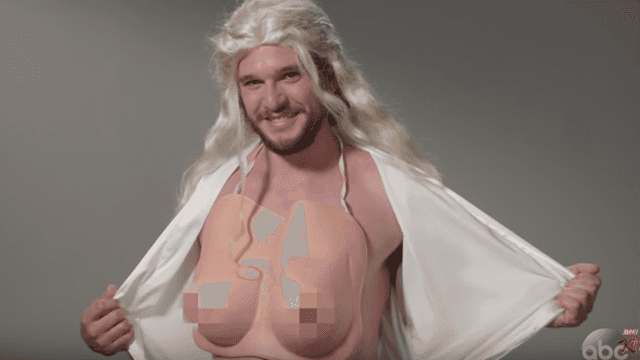 Watch Jon Snow's amazingly bad auditions for other 'Game of Thrones' characters.