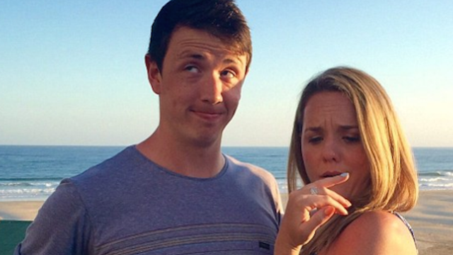 This guy went to hilarious extremes to avoid marrying his girlfriend.