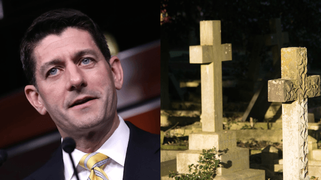 College student invents morbid, genius way to troll the GOP after you die.