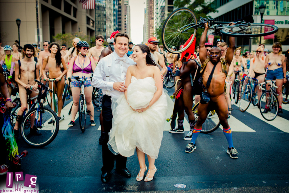 The 13 best times people stole the spotlight from the bride in 2015.