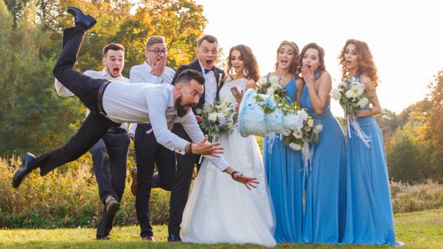 Jimmy Fallon Shares Twitter S Worst Wedding Fail Stories Never Get Married