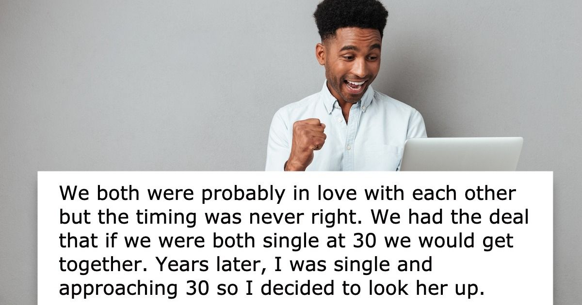 20 people who made a pact to marry someone by a certain age share how it worked out