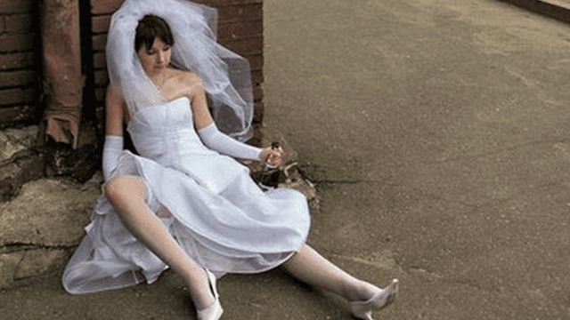 Wedding horror stories that will make you want to elope.