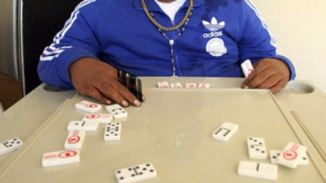 A guy played dominoes at his own wake for a real-life 'Weekend at Bernie's.'